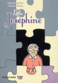 Little Joséphine, bd chez La boîte à bulles de Villieu, Sarfati
