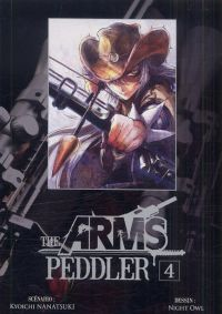The Arms Peddler T4, manga chez Ki-oon de Nanatsuki , Night Owl