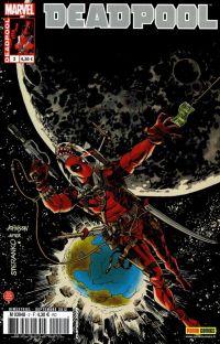 Deadpool (revue) – V 3, T2 : Complètement space (0), comics chez Panini Comics de Choi, Way, Strychalski, Barbieri, Gracia, Mossa, Johnson