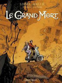 Le grand mort T4 : Sombre (0), bd chez Vents d'Ouest de Djian, Loisel, Mallié, Lapierre