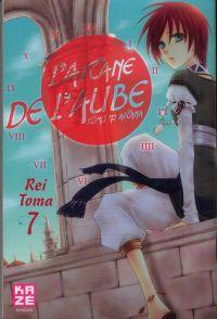 L'Arcane de l'aube  T7, manga chez Kazé manga de Toma