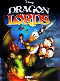 Donald – Dragon lords, bd chez Glénat de Erickson, Cavazzano, Zemolin