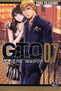 GTO - Shonan 14 days T7, manga chez Pika de Fujisawa