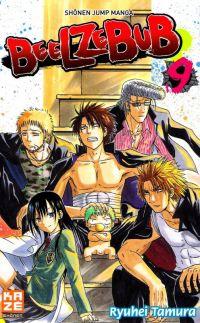 Beelzebub T9, manga chez Kazé manga de Tamura