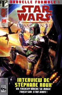 Star Wars (revue) – La saga en BD, T39, comics chez Delcourt de Jolley, Goodwin, Mangles, Nadeau, Williamson, Phillips, Hollingsworth, Sinclair, Porter, Edwards