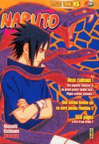 Naruto version collector T6, manga chez Kana de Kishimoto