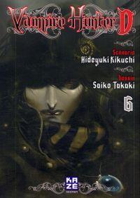 Vampire Hunter D T7, manga chez Kazé manga de Kikuchi, Takaki