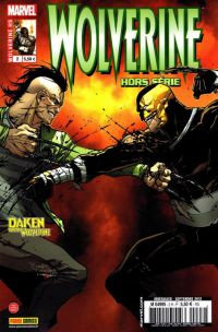 Wolverine (revue) T2 : L'orgueil précède la chute, comics chez Panini Comics de Williams, Palmiotti, Yeung, Mutti, Garres, Bertilorenzi, Buffagni, Rosenberg, Peter, Camuncoli