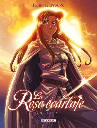 La rose écarlate – cycle 2, T8 : Où es-tu ? (0), bd chez Delcourt de Lyfoung, Ogaki, Fleur