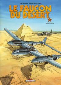 Le faucon du désert T4 : Saqqara (0), bd chez Delcourt de Zumstein