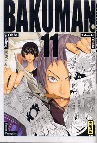 Bakuman T11, manga chez Kana de Ohba, Obata