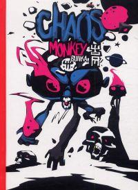 Chaos monkey, bd chez Warum de Bunka