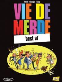 Vie de merde : Best of (0), bd chez Jungle de Collectif, Grelin