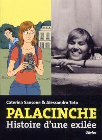 Palacinche : Histoire d'une exilée (0), bd chez Olivius de Sansone, Tota