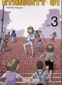 Ethnicity T3, manga chez Bamboo de Tadano
