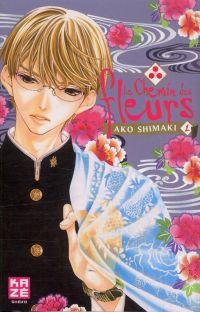 Le Chemin des fleurs T2, manga chez Kazé manga de Shimaki
