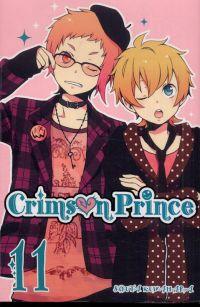 Crimson prince T11, manga chez Ki-oon de Kuwahara