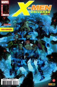 X-Men Universe T3 : Accouchement difficile (0), comics chez Panini Comics de David, Calero, Davidson, Lupacchino, Reber, Milla, Rosenberg, Yardin
