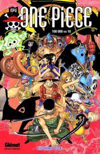 One Piece T64, manga chez Glénat de Oda