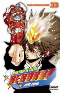 Reborn ! Mon prof le tueur T33, manga chez Glénat de Amano
