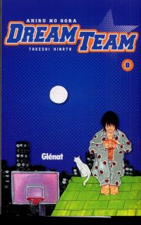 Dream team T8, manga chez Glénat de Hinata