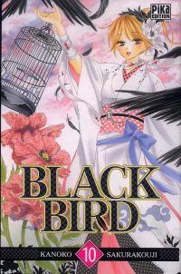 Black bird T10, manga chez Pika de Sakurakouji