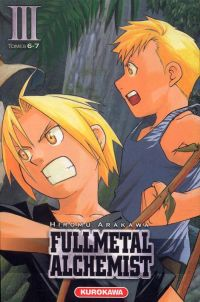 Fullmetal Alchemist - edition double T3, manga chez Kurokawa de Arakawa