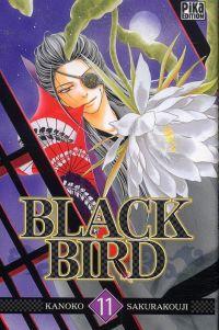 Black bird T11, manga chez Pika de Sakurakouji