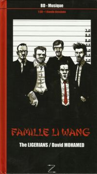 Famille Li Wang, bd chez Z production de Mohamed