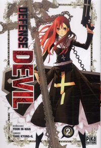 Defense Devil T2, manga chez Pika de In-Wan, Kyung-il