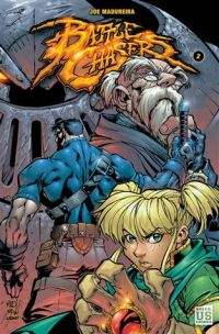 Battle Chasers T2, comics chez Soleil de Sharrief, Madureira, Lichtner, Lusen, Liquid!