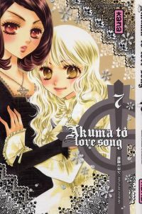 Akuma to love song T7, manga chez Kana de Tomori