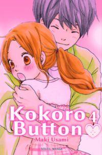 Kokoro button T4, manga chez Soleil de Usami