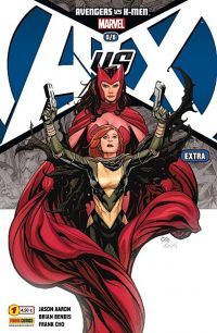 Avengers vs X-Men – Extra, T1 : Prologue (0), comics chez Panini Comics de Aaron, Moore, Lee, Bendis, Cho, Kirby, Brown, Keith, Sotomayor