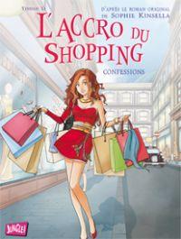 L'Accro au shopping T1 : Confessions (0), bd chez Jungle de Li