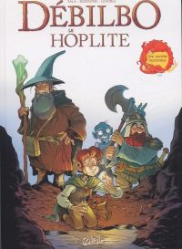 Débilbo le Hoplite, bd chez Soleil de Sala, Rudowski, Lenoble
