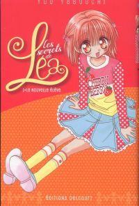 Les secrets de Lea T1, manga chez Delcourt de Yabuuchi