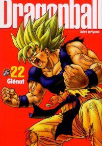 Dragon Ball – Ultimate edition, T22, manga chez Glénat de Toriyama
