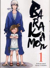 Barakamon T1, manga chez Ki-oon de Yoshino