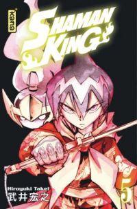 Shaman King T5 :   (0), manga chez Kana de Takei