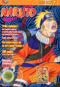 Naruto version collector T7, manga chez Kana de Kishimoto
