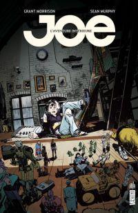 Joe, l'aventure intérieure, comics chez Urban Comics de Morrison, Murphy, Stewart