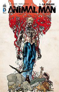 Animal Man T1 : La chasse (0), comics chez Urban Comics de Lemire, Pugh, Leon, Foreman, Kindzierski