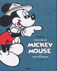 L'Age d'or de Mickey Mouse T5 : 1942 / 1944 (0), comics chez Glénat de Gottfredson
