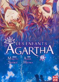 Les Enfants d'Agartha T2, manga chez Kazé manga de Shinkai, Hidaka