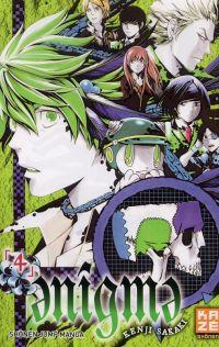 Enigma T4 : , manga chez Kazé manga de Sakaki