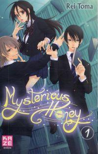 Mysterious honey T1, manga chez Kazé manga de Toma