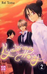 Mysterious honey T2, manga chez Kazé manga de Toma