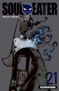 Soul eater T21, manga chez Kurokawa de Ohkubo