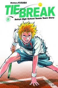 Tie break T8, manga chez Soleil de Kusaba